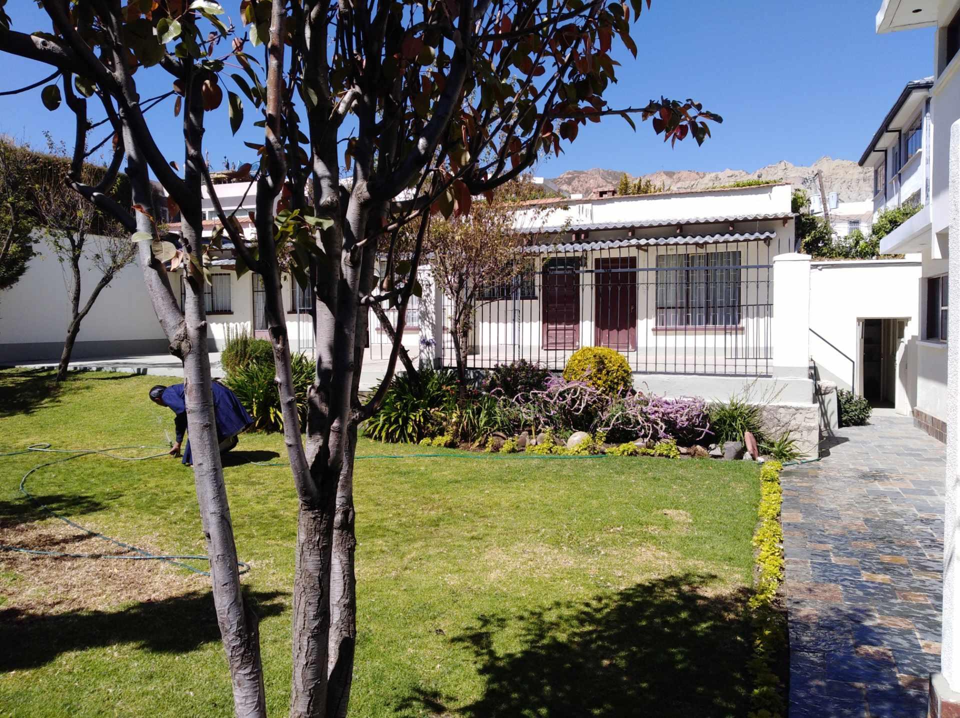 Casa en Alquiler CALACOTO calle 16 a 1/2 cuadra de la Av. Julio C. Patiño.  Foto 25