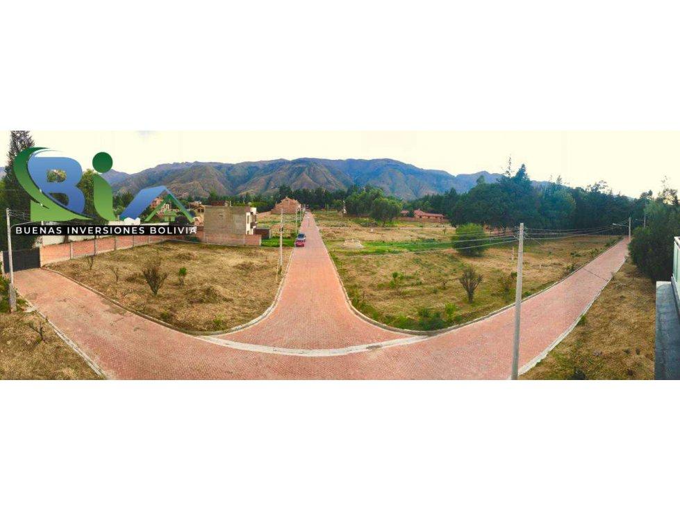 Terreno en Venta LOTE CONDOMINIO 520M2 PROX. HOTEL REGINA TIQUIPAYA Foto 12