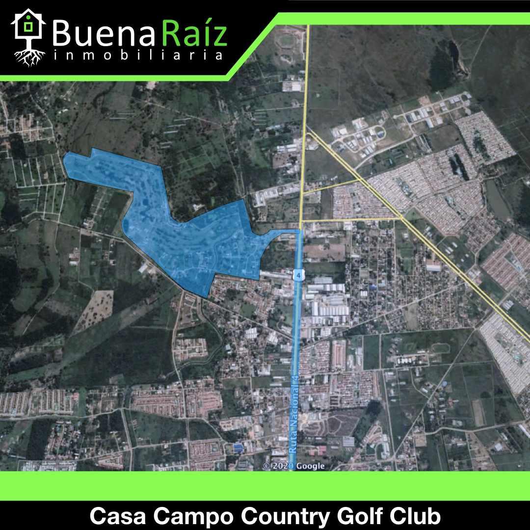 Terreno en Venta Casa Campo Country Golf Club Foto 2
