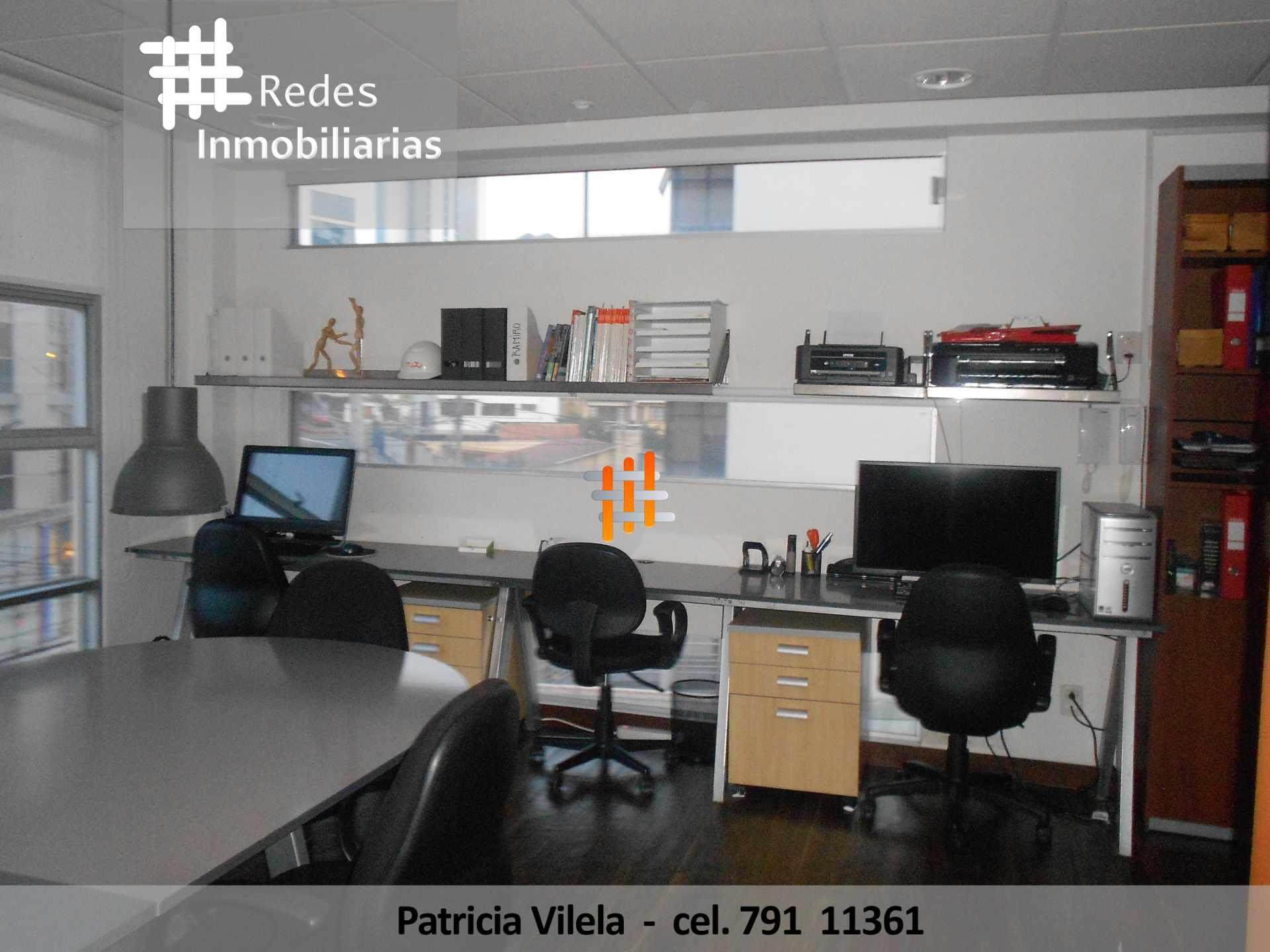 Oficina en Alquiler EN ALQUILER OFICINA AMOBLADA: SAN MIGUEL Foto 3